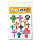 Cross, Faith Sticker Pack