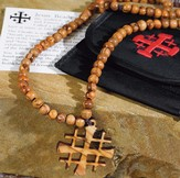 Jesus Beads with Pouch
