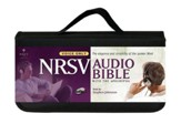 NRSV Audio Bible with the Apocrypha on CD