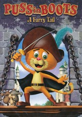 Puss In Boots: A Furry Tail, DVD