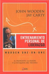 Entrenamiento Personal de Liderazgo  (Coach Wooden One-on-One)