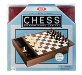Premium Wood Box Chess