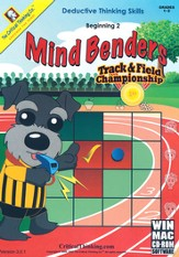 Mind Benders Beginning 2 on CD-Rom