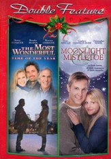 The Most Wonderful Time of the Year/Moonlight & Mistletoe,  Double Feature DVD