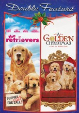 The Retrievers/A Golden Christmas, Double Feature DVD