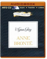 Agnes Grey - unabridged audiobook on CD