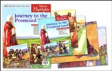 Moses Highlights Flash-a-Card Set (for use with Bible Adventures Primary Grades 1-2 Sunday School Curriculum)