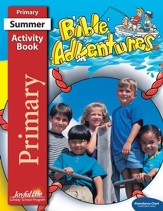 Bible Adventures Primary (Grades 1-2) Activity Book