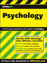 CliffsAP Psychology: An American BookWorks Corporation Project