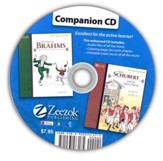 Brahms/Schubert Companion CD