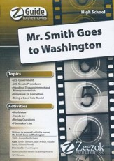 Mr Smith Goes to Washington Movie Guide CD Z-Guide to the Movies