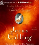Jesus Calling: Enjoying Peace in His Presence - unabridged audiobook on CD