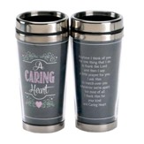 A Caring Heart Travel Mug