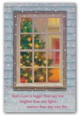 God's Love, Christmas Cards, Box of 18
