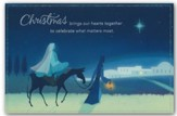 Brings Our Hearts Together, Christmas Cards, Box of 18
