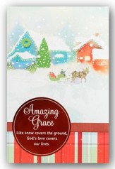 Amazing Grace, Christmas Cards, Box of 18