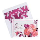God Bless, Blank Note Cards, Set of 10