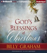 God's Blessings of Christmas - unabridged audiobook on CD