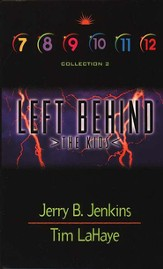 Left Behind: The Kids, Volumes 7-12, Boxed Set