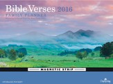 2016 Bible Verses Family Wall Planner