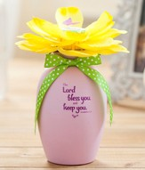 The Lord Bless You, Numbers 6:24, Blooming Flower Expressions