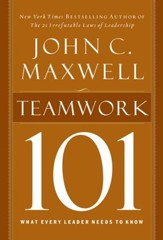 Teamwork 101: What Every Leader Needs to Know - eBook