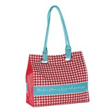 You Have Filled My Heart , Polka Dot Tote - Slightly Imperfect