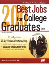 200 Best Jobs for College Graduates, Fourth Edition