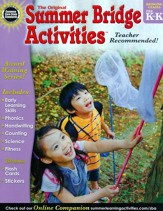 Summer Bridge Activities ™ Grade Prek-K
