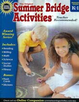 Summer Bridge Activities ™ Grade K to 1