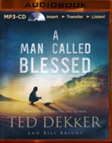 #2: A Man Called Blessed - unabridged audiobook on MP3-CD