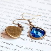 Redeemed Drop Earrings