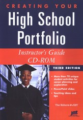 Creating Your High School Portfolio Instructor Resources on CD-ROM, Third Edition