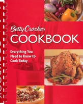 Betty Crocker Cookbook: Everything You Need to Know to - Slightly Imperfect