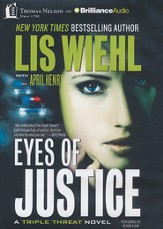#4: Eyes of Justice - unabridged audiobook on CD