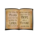For I Know the Plans I Have For You, Bible Magnet
