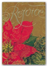 Rejoice, Christmas Cards, Box of 18