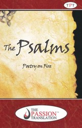 The Psalms, Poetry on Fire, Paper