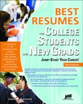 Best Resumes for College Students and New Grads Third Edition