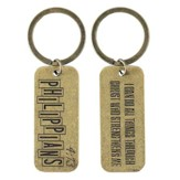 I Can Do All Things, Metal Keychain, Philippians 4:13
