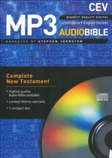 CEV New Testament on Audio CD