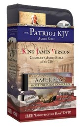 The Patriot KJV Audio Bible