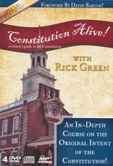 Constitution Alive! DVD/CD/MP3/Workbook