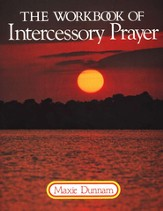 Workbook of Intercessory Prayer  - Slightly Imperfect