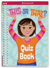 This or That? Quiz Book