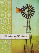 Birthday Wishes Musical Greeting Card