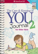 The Care and Keeping of You 2 Journal