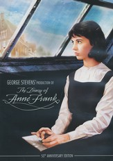 The Diary of Anne Frank - 50th Anniversary Edition, DVD