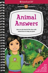 Animal Answers: Move to the Head of the Class with Animal Facts to Help You Pass!