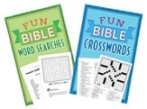 Fun Bible Activity Books - 2 Pack